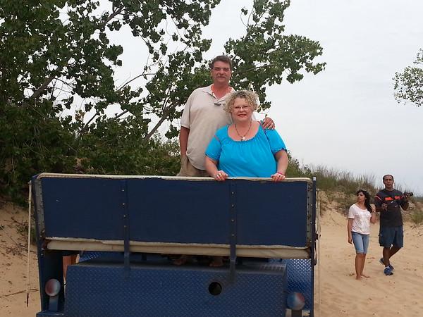 Saugatuck  Dune Rides  8-2014