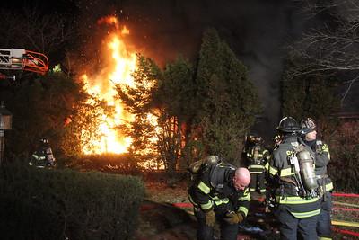 Saugus  MA, 3 Alarm fire 1/6/16.