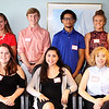 Salem, Ma. 7-18-17. The Oliver P. Killam Scholarship winners. Front row left to right: Julia Broman, Champlain College, Abigail Schalck, University of Vermont, Kaylie Schiowitz, Sacred Heart College, Victoria Khroboustova, Rhode Island School of Design, Nicole Brewster, Simmons College. Back row left to right: Ashley Stiles, University of Winsconsin, Julia Channing, Fairfield College, Thomas Garrett, Clemson University, Jeffery Cabrera, Merrimack College, Katelyn Pearce, Santa Clara College, Haley Travers, Sacred Heart College, Ben Harney, MacAester College, Absent, Madleline Miller, Mount Holyoke College.