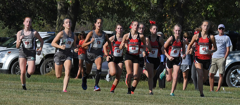 Saukee X Country 2017