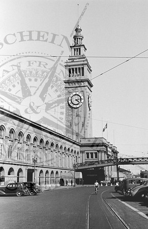 The Start of the Journey- Ferry Building