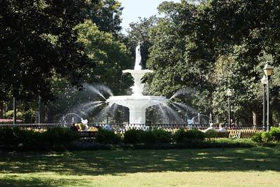 Historic Savannah, Georgia