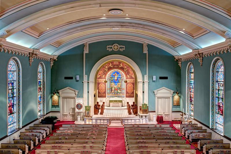 Lutheran Church Of The Ascension Savannah, GA
