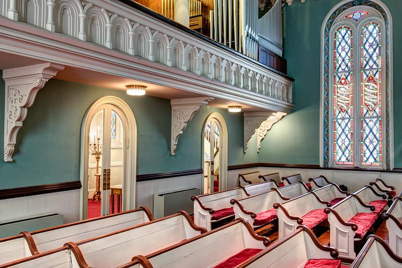 Lutheran Church Of The Ascension Savannah, GA-4
