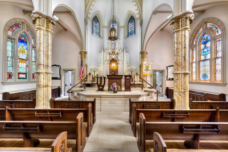 Photo of Temple Mickve Israel in Savannah, GA by Steven Hyatt