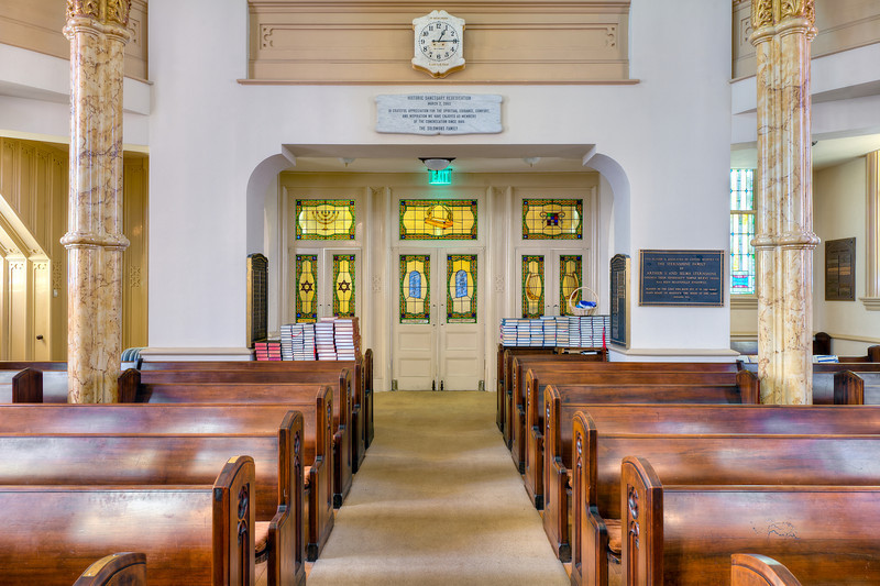 Photo of Temple Mickve Israel in Savannah, GA by Steven Hyatt