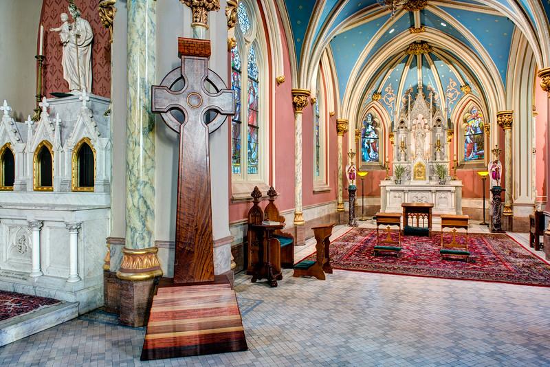 Cathedral Of St  John The Baptist Savannah, GA-14