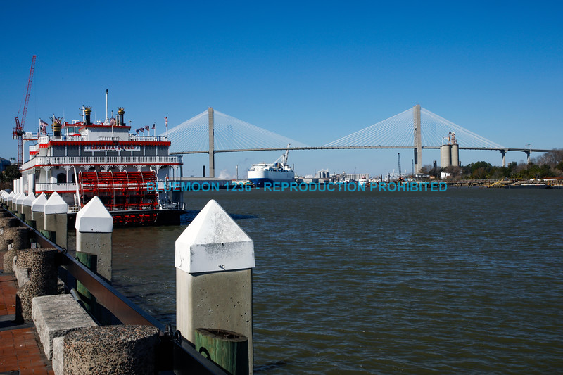 Savannah River Front