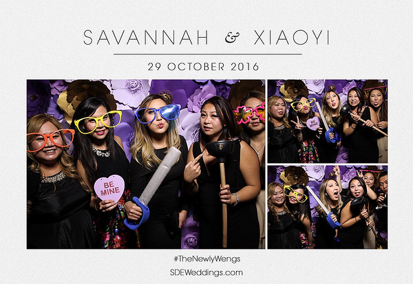 Savannah + Xiaoyi (10/29/2016)
