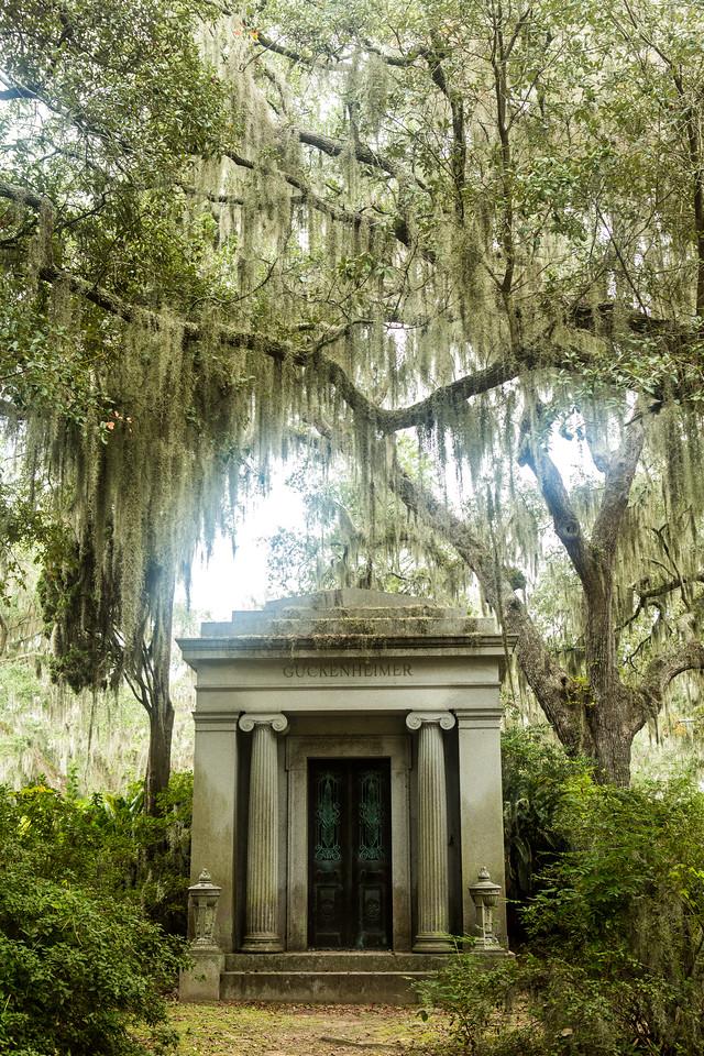 Savannah Georgia Bonaventure Cemetery