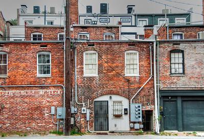 old-brick-buildings