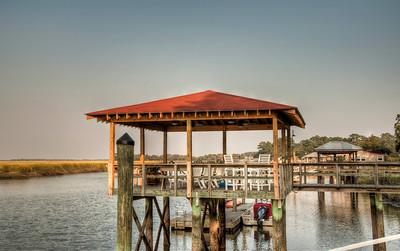 low-country-docks-creek