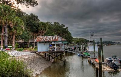 storm-dock-shacks-creek
