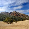 View of North Peak and Mt. Diablo from <br /> Anderson Ranch. <br /> Save Mount Diablo <br /> Nov. 14, 2017