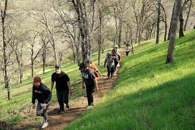 Hiking on SMD's Marsh Creek 7