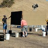 Saturday morning setup. <br /> Moonlight on the Mountain - 2017 <br /> China Wall - Mt. Diablo State Park <br /> Save Mount Diablo <br /> Sept. 9, 2017