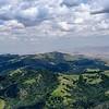 View from Mt. Diablo peak <br /> Mt. Diablo State Park, CA <br /> Jun. 5, 2014
