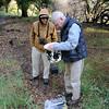 Save Mount Diablo - 2015 Bioblitz<br /> Morgan Fire Footprint <br /> Frog Pond Road. <br /> Jerry A. Powell, Director Emeritus, <br /> Essig Museum of Entomology, UC Berkeley.<br /> George Phillips, Land Conservation Manager,<br /> Save Mount Diablo.