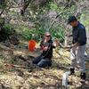 Save Mount Diablo - 2015 Bioblitz<br /> Morgan Fire Footprint <br /> April 23, 2015<br /> Kip Will (Associate Professor, Director, Essig Museum of Entomology at UC Berkeley). <br />  William Thomas