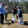 Save Mount Diablo - 2015 Bioblitz<br /> Morgan Fire Footprint <br /> April 23, 2015<br /> Kip Will (Associate Professor, Director, Essig Museum of Entomology at UC Berkeley). <br /> Kathy Roth, Carol Lane, William Thomas