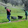 Save Mount Diablo Workday at<br /> Big Bend (Marsh Creek 8). <br /> Participants: members of Troop 84, Mt. Diablo-Silverado Council, Boy Scouts of America;<br /> Boys Team Charity; and SMD's DiRT team.<br /> March 3. 2018