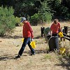 Diablo Restoration Team (DiRT)  Workday. <br /> March Creek 4 <br /> Save Mount Diablo. <br /> July 1, 2017