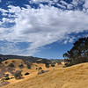 Looking southwest into Curry Canyon from the top of Wright Canyon. <br /> Save Mount Diablo <br /> Sep. 21, 2016