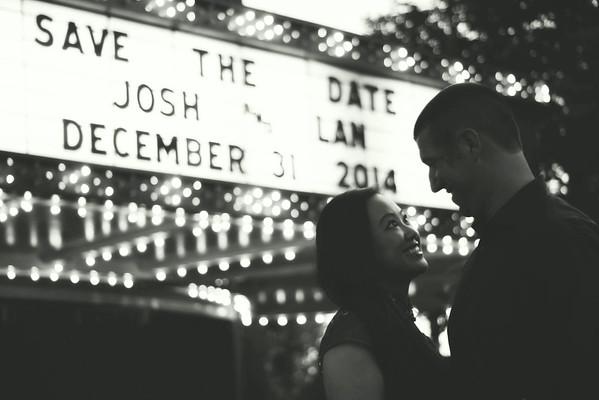 Josh & Lan {Save the Date}