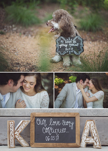 Kelsey & Adam Option 1 (7x5 - BACK)