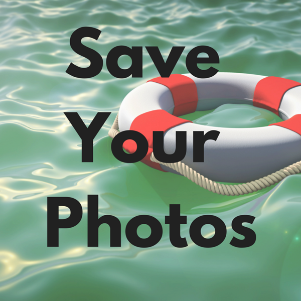 Save Your Photos Social Graphic Square