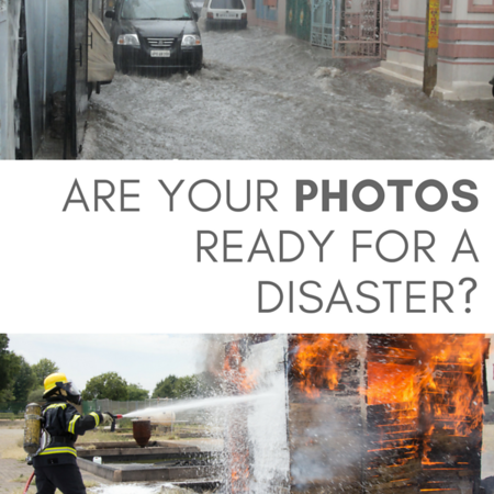 Are your photos ready for a disaster Social Graphic Square