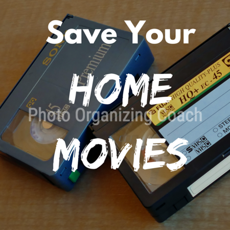 Old camcorder tapes (VHS C) with Save Your Photos theme. Space for logo and branding message below. Publicize Save Your Photos Month, a specific training or event, or as part of a general awareness campaign. 800 px Square. Must be used with your logo or other branding, may not be published as is.