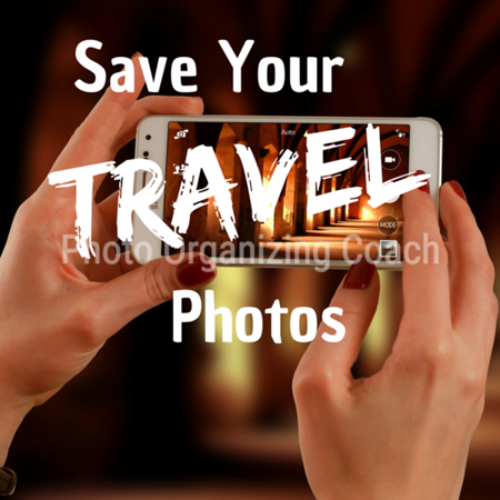 Save your travel photos Social Graphic Square