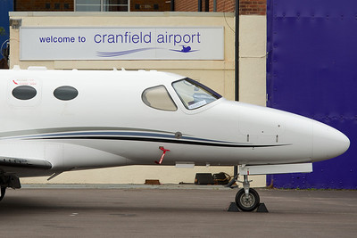 Welcome to Cranfield Airport