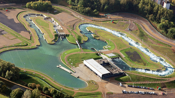 Lea Valley White Water Centre