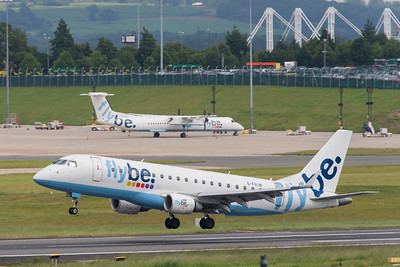 Flybe Twins