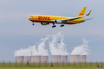 DHL above Power
