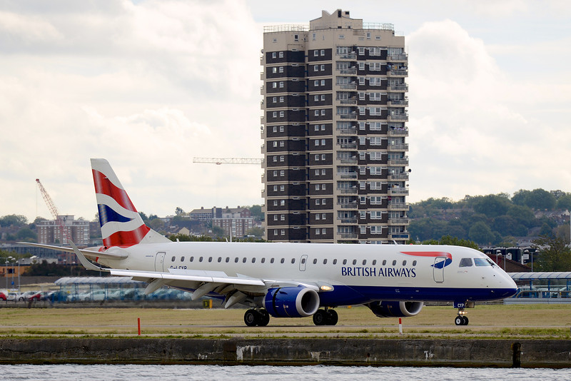 GLCYP E190 British Airways