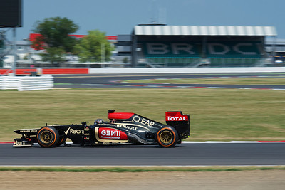 Lotus in Luffield