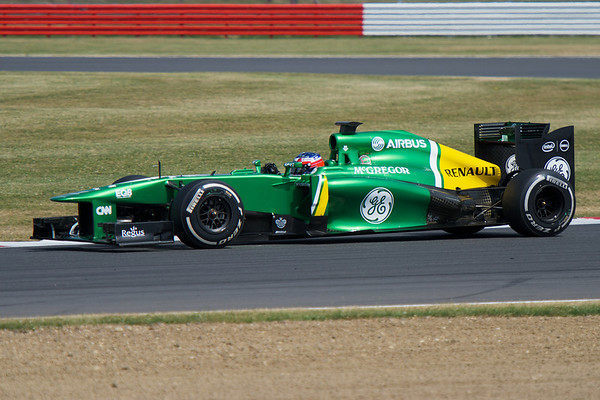 Caterham-Renault CT03