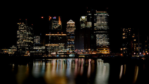 Docklands towers