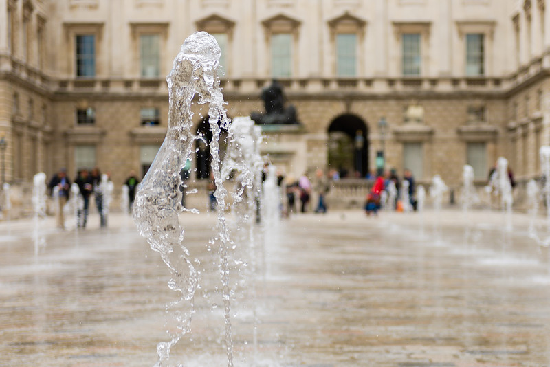 Somerset House Fountain