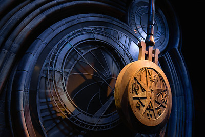 The Astrological Clock
