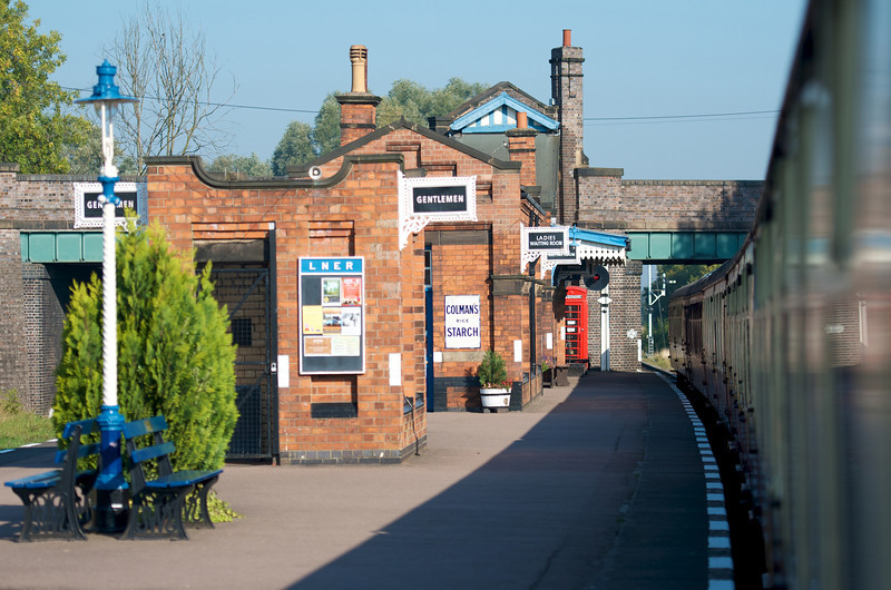 Quorn and Woodhouse Station