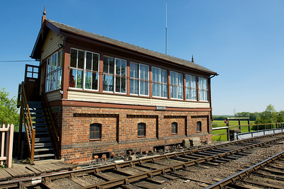 Wansford Signal Box
