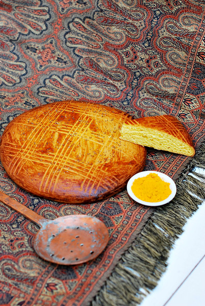 turmeric sweet bread