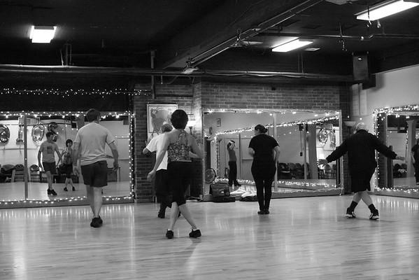 Savoy Swing Club Rehearsal 01-11-2016