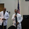 Dr. Eleby Washington a very proactive orthopedic surgeon which his former resident Dr. William Ross, Jr.