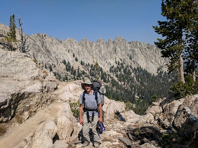 2017 Sawtooth Wilderness, Sawtooth National Recreation Area (Idaho)