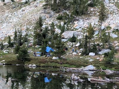 2017 Sawtooth Wilderness, Sawtooth National Recreation Area (Idaho)